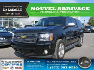 Used 2013 Chevrolet Suburban LTZ for sale in Lasalle, QC