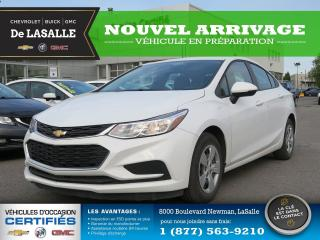 Used 2016 Chevrolet Cruze L for sale in Lasalle, QC