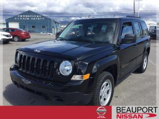 Used 2016 Jeep Patriot SPORT ***37 000 KM*** for sale in Beauport, QC