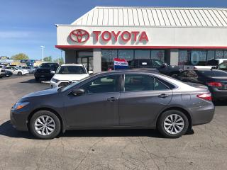 Used 2015 Toyota Camry LE for sale in Cambridge, ON