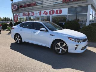 Used 2018 Kia Optima SXL Turbo for sale in Port Dover, ON