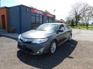 Used 2012 Toyota Camry XLE|NAV|BACKUP CAMERA|BLUETOOTH|HYBRID for sale in St. Thomas, ON