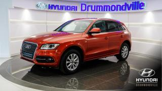 Used 2013 Audi Q5 PREMIUM + S-LINE + GARANTIE + TOIT PANO for sale in Drummondville, QC