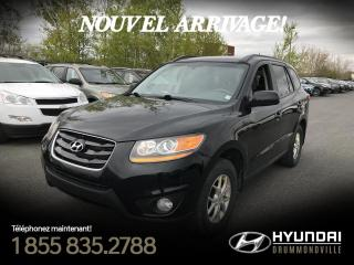 Used 2011 Hyundai Santa Fe GL + MAGS + BLUETOOTH + CRUISE + A/C !! for sale in Drummondville, QC