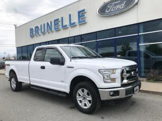 Used 2016 Ford F-150 XLT Heavy duty Boite 8 pieds for sale in St-Eustache, QC