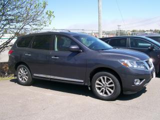 Used 2014 Nissan Pathfinder SL for sale in Saint John, NB