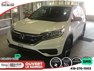 Used 2015 Honda CR-V Lx Sieges Ch for sale in Québec, QC