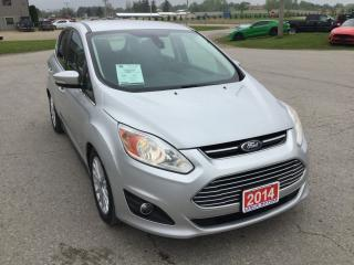 Used 2014 Ford C-MAX SEL   Energi   One Owner   Bluetooth for sale in Harriston, ON