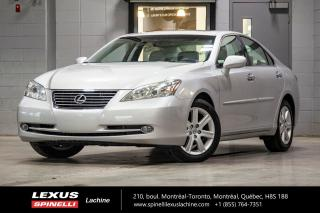 Used 2009 Lexus ES 350 A/C for sale in Lachine, QC