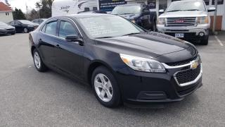 Used 2016 Chevrolet Malibu LS for sale in Mount Pearl, NL
