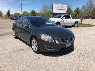 Used 2013 Volvo S60 T5 Premier for sale in Komoka, ON
