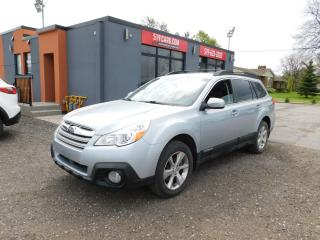 Used 2014 Subaru Outback 3.6R w/Limited & EyeSight Pkg|NAVI|BACKUP| for sale in St. Thomas, ON