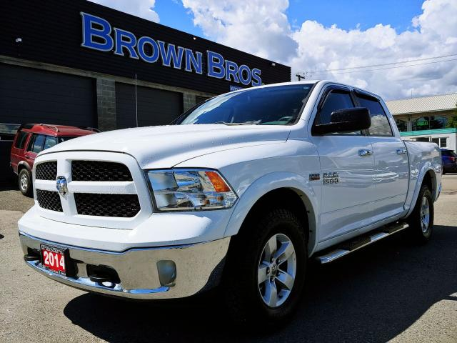 2014 RAM 1500 OUTDOORSMAN, LOCAL, NO ACCIDENTS, ONE OWNER