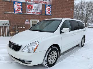 Used 2014 Kia Sedona LX/ONE OWNER/NO ACCIDENT/CERTIFIED for sale in Cambridge, ON
