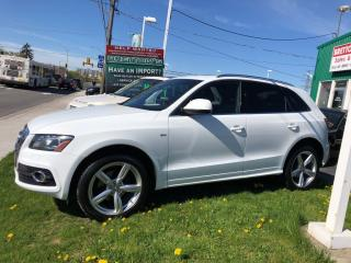Used 2012 Audi Q5 2.0L Premium Plus Prestige S Line for sale in Burlington, ON