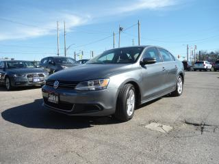 Used 2011 Volkswagen Jetta 4dr 2.5L Auto Comfortline NEW BRAKES PW PL PM H-SE for sale in Oakville, ON