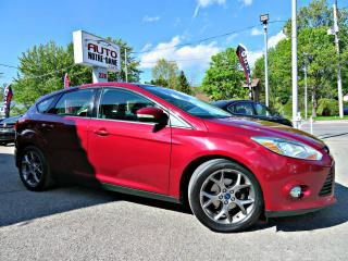 Used 2014 Ford Focus SE HATCHBACK -- CUIR - TOIT - MAGS -- for sale in Repentigny, QC
