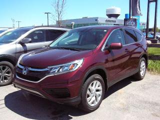 Used 2015 Honda CR-V SE for sale in Georgetown, ON