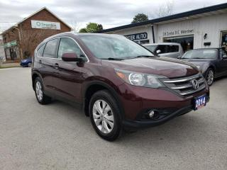Used 2014 Honda CR-V EX-L for sale in Waterdown, ON