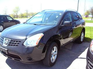 Used 2010 Nissan Rogue SL for sale in Georgetown, ON