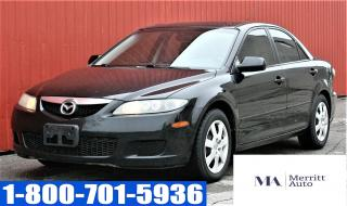 Used 2006 Mazda MAZDA6 GSi| CERTIFIED $4768 OR SOLD AS IS $3068 for sale in London, ON