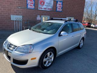 Used 2009 Volkswagen Jetta Wagon Comfortline/2.5L/NO ACCIDENT/CERTIFIED for sale in Cambridge, ON