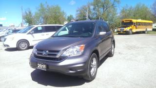 Used 2011 Honda CR-V EX-L for sale in Cambridge, ON