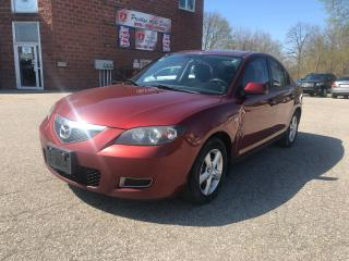 Used 2009 Mazda MAZDA3 2L/ONE OWNER/SAFETY INCLUDED for sale in Cambridge, ON