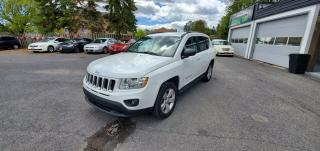 Used 2012 Jeep Compass Sport for sale in Cornwall, ON