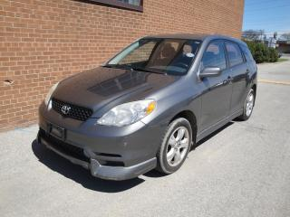 Used 2004 Toyota Matrix XR for sale in Oakville, ON