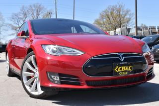 Used 2016 Tesla Model S P90D - LUDICROUS+ NO ACCIDENTS - AUTOPILOT for sale in Oakville, ON
