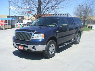 Used 2007 Ford F-150 XLT 4X4 Super Crew for sale in York, ON
