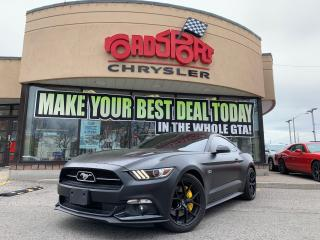 Used 2015 Ford Mustang GT Premium+NAV+LEATHER+$8000 UPGRADES for sale in Toronto, ON