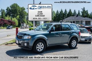 Used 2011 Mazda Tribute GX, No Accidents, Power Group, 4-Cyl! for sale in Surrey, BC