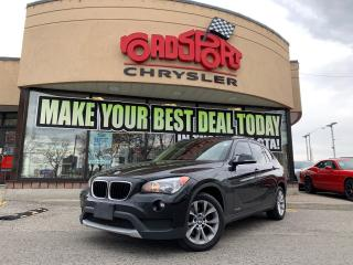 Used 2014 BMW X1 xDrive28i+AWD+PAN-ROOF+LOADED for sale in Toronto, ON