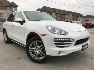 Used 2014 Porsche Cayenne AWD|Navi|Leather|Sunroof|Rear Sensor for sale in Burlington, ON
