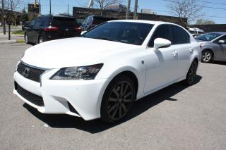 Used 2015 Lexus GS 350 F-Sport for sale in Toronto, ON