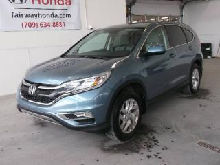 Used 2016 Honda CR-V EX-L for sale in Halifax, NS