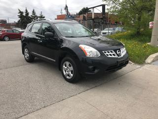 Used 2012 Nissan Rogue S,AWD,SAFETY+3YEARS WARRANTY INCLUDED for sale in Toronto, ON
