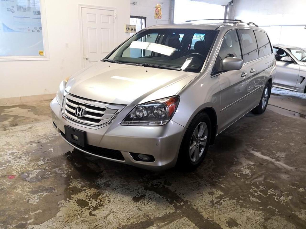 Photo of Silver 2009 Honda Odyssey