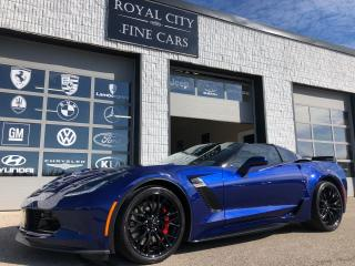 Used 2019 Chevrolet Corvette Z06 2LZ Glass Targa 7-Speed Stick One Owner for sale in Guelph, ON