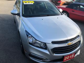 Used 2015 Chevrolet Cruze 1LT for sale in St Catharines, ON