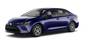 New 2020 Toyota Corolla Hybrid for sale in Renfrew, ON