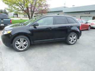 Used 2011 Ford Edge Limited for sale in Waterloo, ON