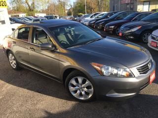 Used 2009 Honda Accord EX for sale in Scarborough, ON