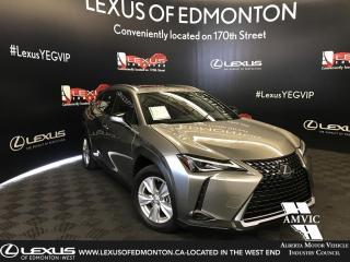 New 2019 Lexus UX 200 Premium Package for sale in Edmonton, AB