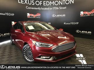 Used 2017 Ford Fusion Titanium for sale in Edmonton, AB