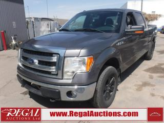 Used 2013 Ford F-150 XLT SUPERCREW LWB 4WD 5.0L for sale in Calgary, AB