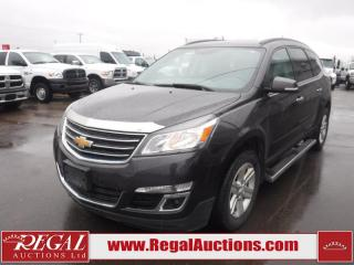 Used 2014 Chevrolet Traverse 1LT 4D Utility AWD 7PASS 3.6L for sale in Calgary, AB