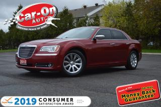 Used 2012 Chrysler 300 Limited LEATHER PANO ROOF REAR CAM HTD SEATS for sale in Ottawa, ON